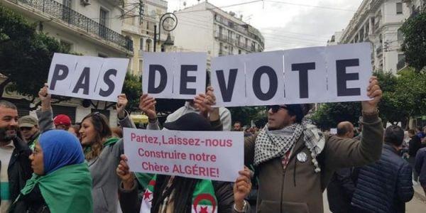 الدزاير. انتخابات تشريعية وسط حملة ديال القمع و الاعتقالات.. و الجزائريين: مانڤوطيوش