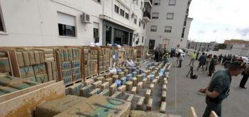 """الصبليون.. عملية أمنية كبيرة سالات باعتقال 77 شخص خدامين مع ريزو جديد تابع لـ """"ميسي الحشيش"""""""