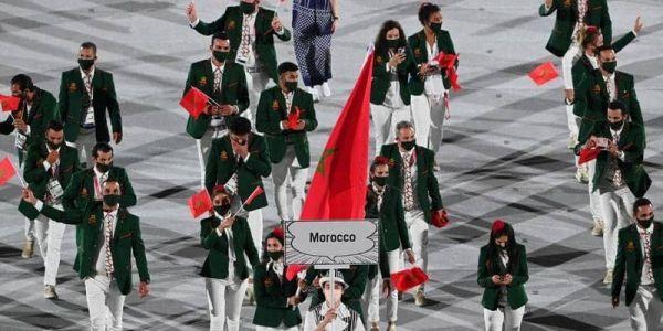 الشوهة اللي بدات فـ أولمبياد طوكيو مكعية المغاربة