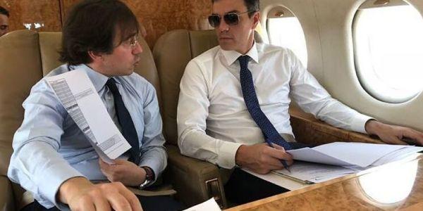 عاجل. ها اللي جا فبلاصة وزيرة خارجية الصبليون. سفير مدريد فباريس وكيعرف المغرب مزيان