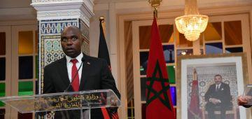 وزير خارجية مالاوي: افتتاحنا لقنصلية فـ العيون برهان على دعمنا الكامل لسيادة المغرب على الصحرا