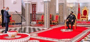 ففاس.. اليوم والي بنك المغرب قدم للملك التقرير السنوي للبنك المركزي على الوضعية الاقتصادية والنقدية والمالية فبلادنا