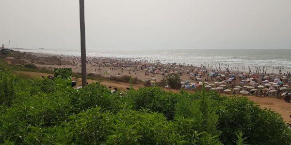 الصهد خلق تجمعات كتخوف فوقت تفرگيع كورونا فأكبر بؤرة وبائية ف المغرب