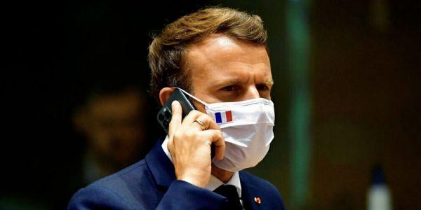 مسؤول استخباراتي فرنسي : لايوجد دليل على تجسس المغرب على تيلفون ماكرون