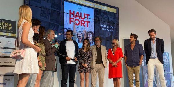 """فيلم """"علي صوتك"""" ديال نبيل عيوش ربح جائزة السينما الإيجابية على هامش مهرجان """"كان"""""""