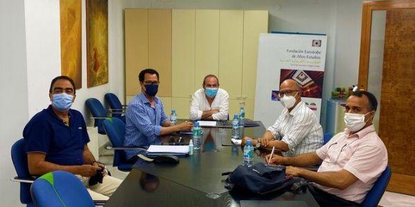 استئناف الانشطة الثقافية المشتركة بين مؤسسة غرناطة الأوروبية العربية وجامعة الحسن الأول