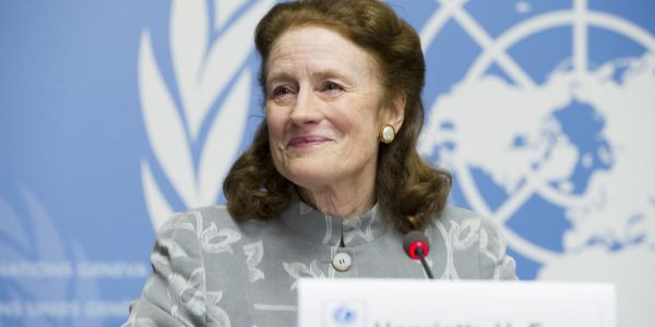 المديرة التنفيذية لليونيسف قدمات استقالتها