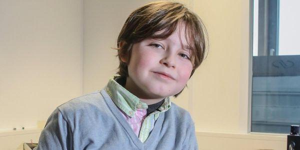 عبقري.. دري بلجيكي شد البكالوريوس فالفيزيك على 11 العام