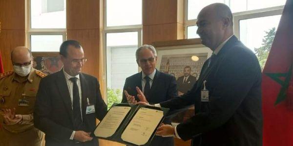 العلاقات المغربية الإسرائيلية.. تسينا اتفاق على الأمن والدفاع السيبراني بين البلدين