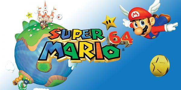 """حطمات روكور عالمي.. لعبة عمرها تحلات ديال """"سوپر ماريو 64"""" تباعت بأكثر من 1.5 مليون دولار  – تغريدة وتصويرة"""