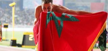 أولمبياد طوكيو 2020.. البطل المغربي سفيان البقالي جاب أول ميدالية ذهبية لبلادنا فهاد الدورة – تصاور