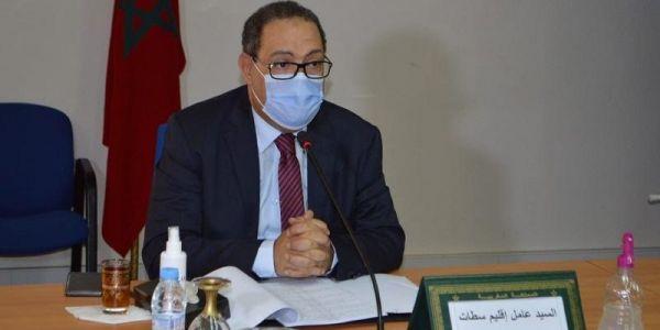 أبوزيد: خاص التسريع من وتيرة عملية التلقيح ضد كورونا فـ المنطقة
