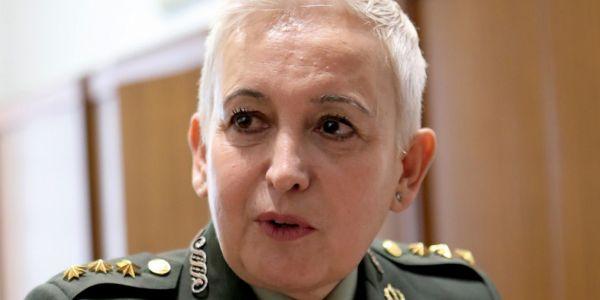 سابقة فتاريخ الجيش الاسباني : صبليونية مولودة فالمغرب تعينات جنرال مفتش فالقوات المسلحة
