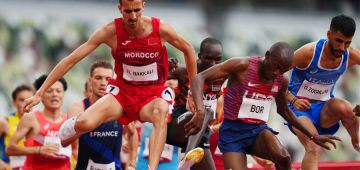 ميريكان باركات للبقالي والمغرب الذهبية فأولمبياد طوكيو – تدوينة