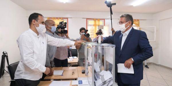 اخنوش: لمغاربة عبرو ب50.18 نسبة مشاركة على رغبتهم فالتغيير وباللي باغيين البديل