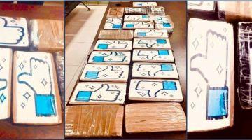 22 كيلو ديال الكوكايين داخلة من الصبليون حجزوها البوليس فـ ميناء طنجة المتوسط– تصويرة
