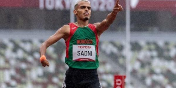 الألعاب البارالمبية.. العداء المغربي أيوب سادني تأهل لفينال سباق 400 متر