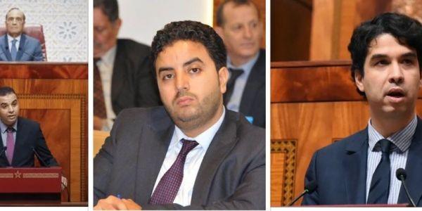 ثلاثة اسماء بارزة من لائحة الشباب رجعات للبرلمان: بايتاس والشناق والفاسي
