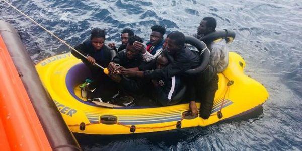 غير ف يومين . كثر من 600 حراگ أغلبيتهم دزايريين وصلو للشواطئ الإسبانية