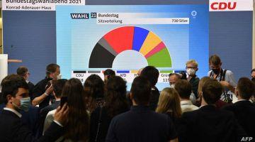 نتائج متقاربة ف الانتخابات الألمانية