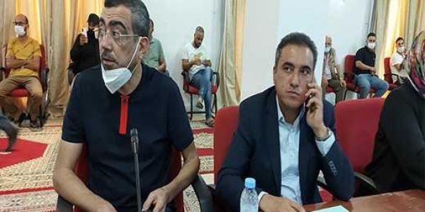 لولاية ثالثة.. انتخاب الرحموني رئيس للمجلس الإقليمي ديال الناظور