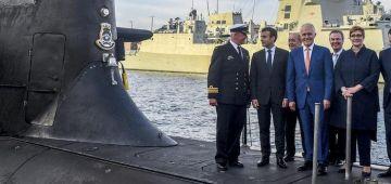 فرنسا لمريكان: الخروج من أزمة الغواصات كيتطلب وقت وأفعال