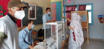 المغرب صيفط رسالة للأمم المتحدة: نسبة المشاركة ف الإنتخابات بجهتي العيون والداخلة قياسية وهذا دليل على مغربية الصحرا -وثيقة