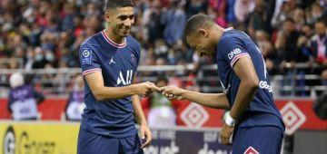 حكيمي: گاع اللاعبين ف باريس سان جيرمان عندهم عقلية الفوز