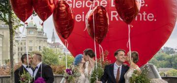 زواج المثليين: استفتاء شعبي للسماح به رسميا ف سويسرا