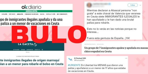 """موقع """"maldita"""" : لي حشاو جنوية ف اسباني فـ سبتة ف يوليوز ماشي حراگة"""