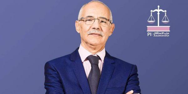 نزار بركة حسم ف مرشح مجلس المستشارين لجهة كازا سطات
