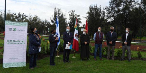 الديبلوماسية الخضراء جمعات بين سفيري المغرب واسرائيل فـ المكسيك
