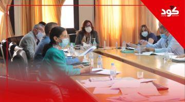 """نايضا ف أغلبية جماعة الرباط بسبب وزيعة المناصب واقصاء النساء.. العمراني لـ""""كود"""": هذا مجلس البريكولاج"""