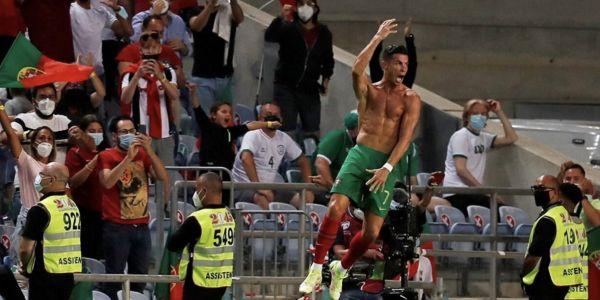 رونالدو حطم روكور جديد وولى أفضل هداف ف تاريخ المنتخبات