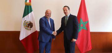 """سفير المغرب ف مكسيكو: المغرب خدام من أجل """"حوار بناء"""" باش يكون سلام عادل ودائم بالشرق الأوسط"""