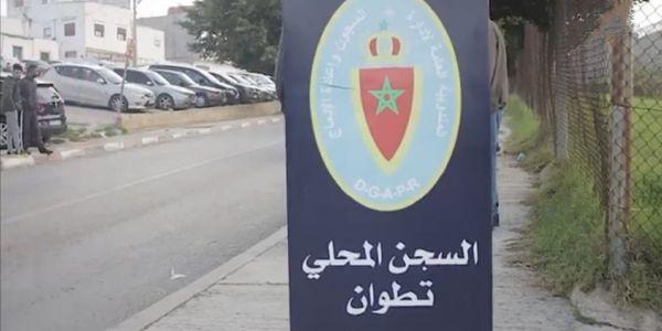 إدارة حبس تطوان ردات على جورنالات اسبانية هضرات على وضعية الحباسة الصبليونيين فـ المغرب