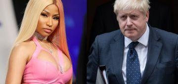 من بعد الپوليميك على الفاكسان والعجز الجنسي.. رئيس وزراء بريطانيا رد على المغنية نيكي ميناج