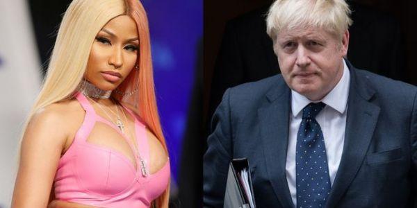 من بعد الپوليميك على الفاكسان والعجز الجنسي.. رئيس وزراء بريطانيا رد على نيكي ميناج