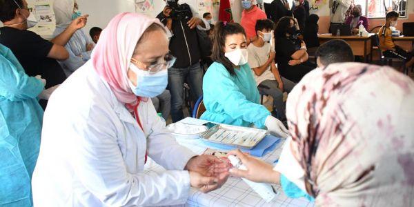 كورونا اليوم: 2291 إصابة جديدة و 3491 حالة شفاء