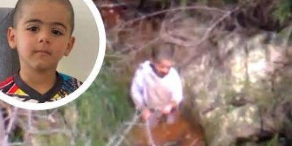 عندو 3 سنين.. دري توضر 3 أيام وسط الغابة ولقاوه البوليس طايب بليكوش – فيديو
