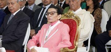 وفاة الأميرة للا مليكة عمة الملك محمد السادس