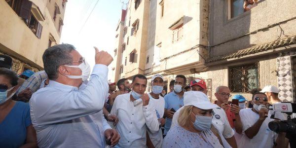 ا ف ب : اليوم يتحدد مستقبل الإسلاميين في السلطة بالمغرب