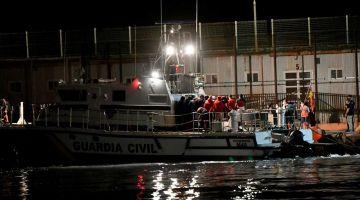 ف 24 ساعة: شي 540 حراگ وصلو إلى السواحل الإسبانية
