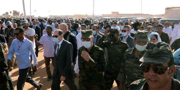 زعيم البوليساريو كيطبق خطة شنقريحة فحربو ضد المغرب. ها كيفاش كيهدد بالحرب وباغي يشعلها بين مدريد والرباط