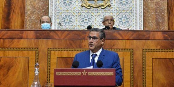فرق المعارضة فـ البرلمان صوتات ضد البرنامج الحكومي الجديد