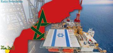 شركة إسرائيلية غادي تبدا التنقيب على البترول والغاز فسواحل الداخلة – تصويرة