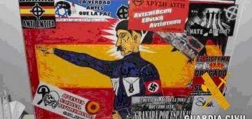"""7 سنين ديال الحبس كتسنا زعيم الجماعة العنصرية """"أنتاس كلان"""" اللي تعدات على مهاجرين مغاربة ف اسبانيا"""