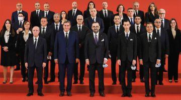 محمد السادس لحكومة اخنوش: بالتوفيق فمهامكم الوطنية وخدمو لمغاربة وتجاوبو مع تطلعاتهم