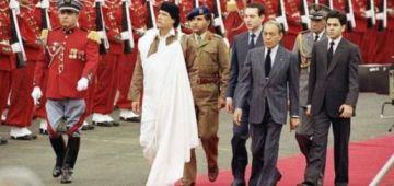 نهار خطط القذافي لاغتيال الحسن الثاني ف 1987