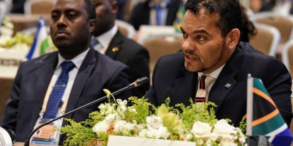 جنوب إفريقيا: مرحبا بتعيين مبعوث أممي للصحرا و اللي عندو خبرة كبيرة